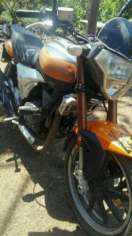 Moto keenway