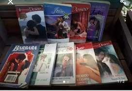 Vendo colección de novelas $1000