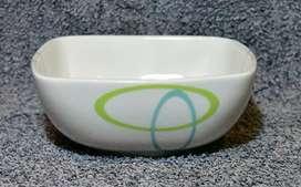 Plato Hondo Bowl Corona Cloe De Ceramica P/calidad,producto nuevo,OFERTA!!