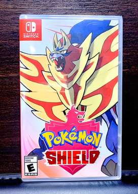 Pokemon Shield para Nintendo Switch