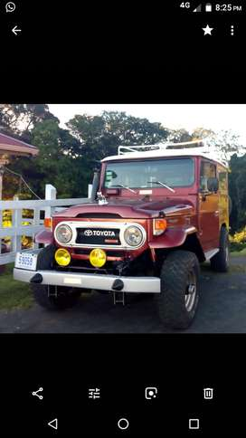 Bj40 Toyota land Cruiser 1976