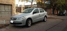 Volkswagen Voyage 2011, primera mano, 45000 km