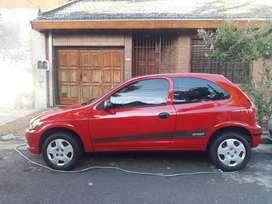 Chevrolet celta LT 2013 motor 1.4 nafta A/A y D/H,  50.000 km