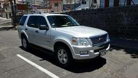 Vendo Ford Explorer 4x4 2007