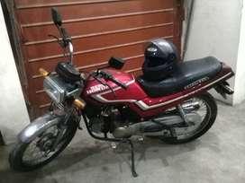 Moto Honda 100  Remato