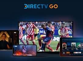 Directv go : 15 por mes una TV