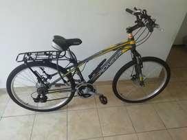 Vendo nueva bicicleta competencia