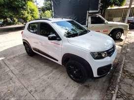 Vendo hermoso Renault Kwid Outsaider Blanco Glaceado. Modelo 2021