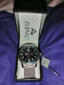 Reloj August Steiner