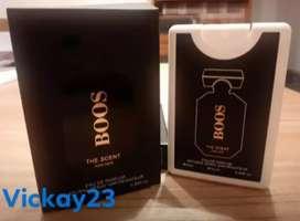 Perfume Pocket Boss The Scent