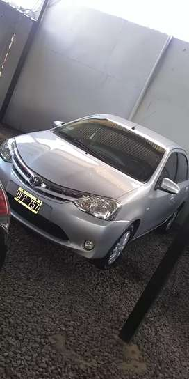 Vendo toyata Etios sedan xls
