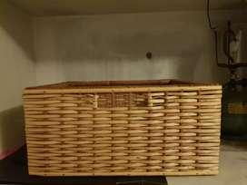 Canasto de madera