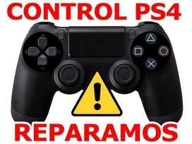 Reparacion Control PS4 Mando Palanca Arreglo con Garantia !