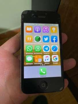 Iphone 4S 16Gb libre para todo operador