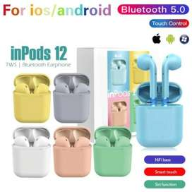 Audifonos Bluetooth Airpods TWS 12