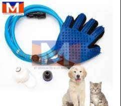 Guante Manguera Para Bañar Mascotas