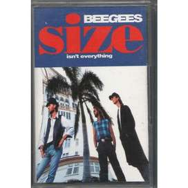 Cassette Bee Gees Size Isnt Everything