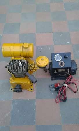 Equipo generador de 12 volts ideal pesca y camping