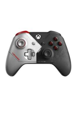 Joystick inalámbrico Microsoft Xbox Mando inalámbrico Xbox One cyberpunk 2077 limited edition