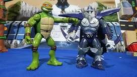 Juguete de coleccion tortugas ninjas