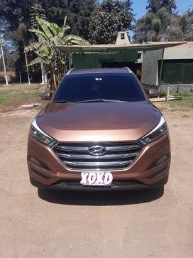 Hyundai tucson modelo 2016