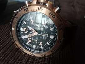 Vendo reloj cronografo nautica n18523g
