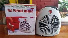 De oportunidad se vende calefactor - ventilador eléctrico nuevo
