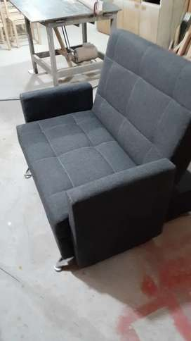 Sofa pequeño dos asientos en cualquier color