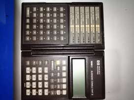 calculadora Financiera hp19b ii