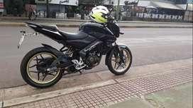 Vendo rouser Ns 150cc impecable
