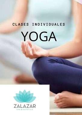 Yoga para parejas o individual