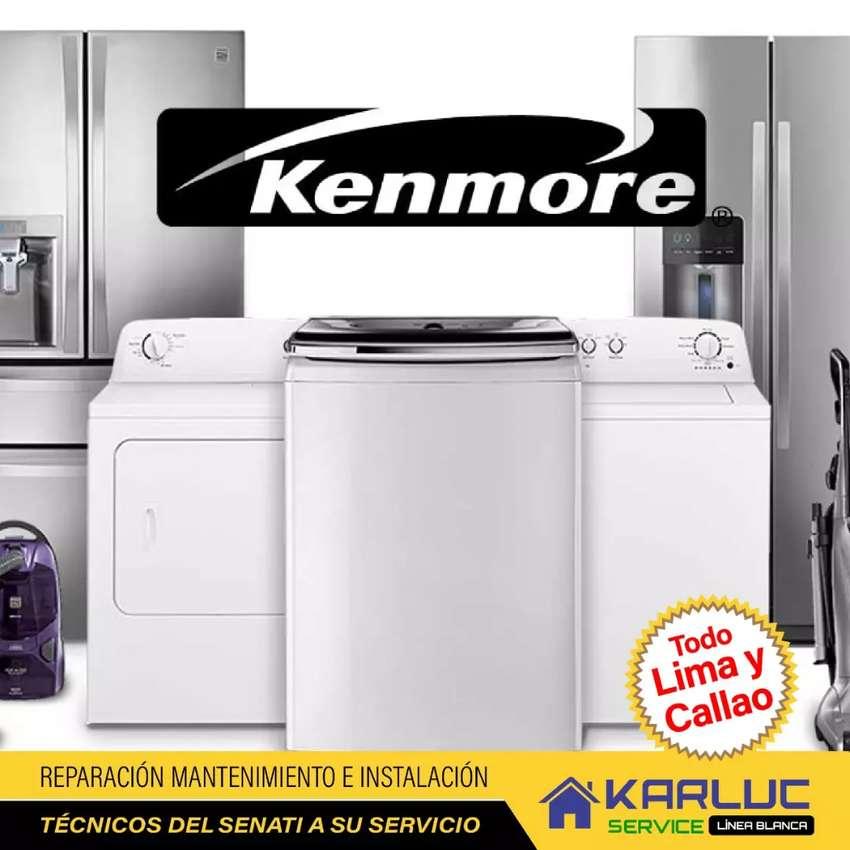 KENMORE Servicio Técnico d electrodomésticos en reparación de refrigeradora secadora lavadora cocina Vitroceramica horno 0