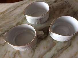 Salseras Tsuji porcelana
