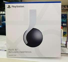 Audífonos Pulse 3d Ps5 / PS4 Nuevos Sellados