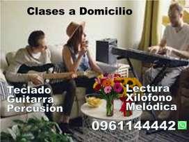 Clases de Música a Domicilio - Graduado de Conservatorio