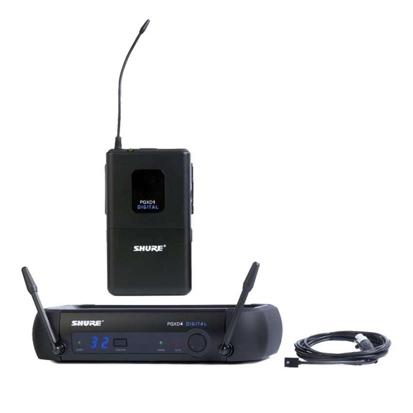 Microfono Shure PGXD14/93-X8 Inalambrico 0