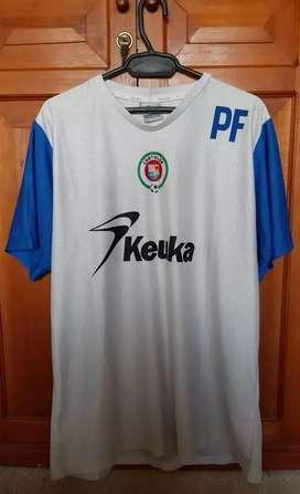 Camiseta Fútbol. Cortulua (Colombia)