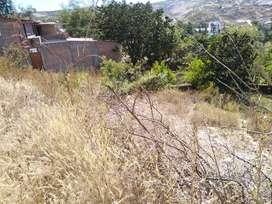 Se vende terreno, Ayacucho, Huamanga, Jesus Nazareno.