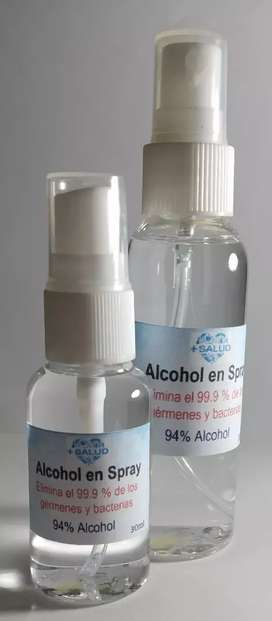 Alcohol Spray al 94%