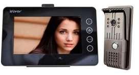 """Video Citófono 1 Mp Monitor 7"""""""