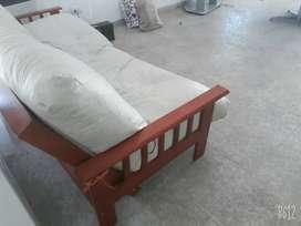 Vendo futon muy buen estado digno d ver