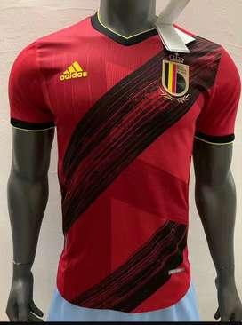 Camiseta local de Bélgica 2020 Versión jugador