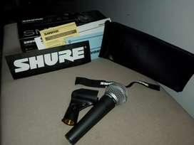 Microfonos SM 58