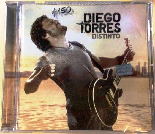 Cd Diego Torres Distinto 0