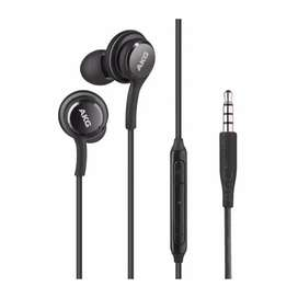 Auriculares Samsung Tuned By Akg Black Samsung S8 S8+ S9 S10 S20