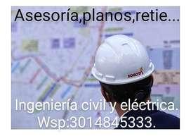 Ingenieria civil y electrica