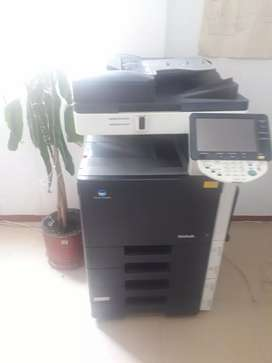 Impresora konica minolka c353