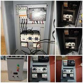 Refrigeración Unidad condensadora de 2hp a 220v 3 ph + tablero electrico