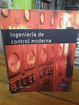 ingenieria de control moderna de ogata  novena edición editorial pearson