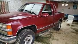 Chevrolet Silverado, 1993 automática